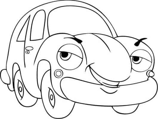 Cars Mac Kleurplaat Desenhos De Carros Para Colorir 35 Modelos Incr 237 Veis
