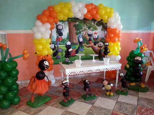 como decorar festa Smilinguido provençal