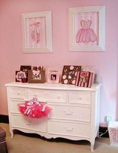 móveis para quarto de bailarina
