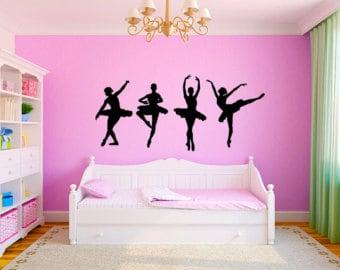 fotos de quarto de bailarina