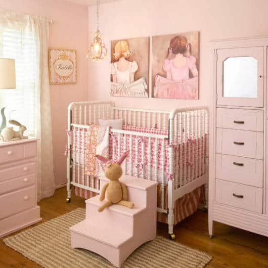 quarto de bailarina baby