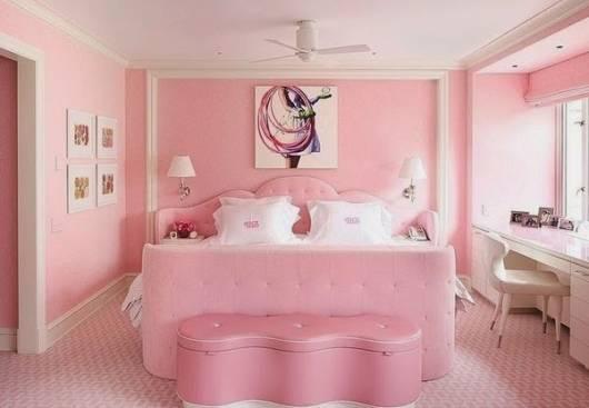 quarto de bailarina para adolescente