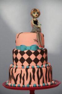 decoração bolo andares