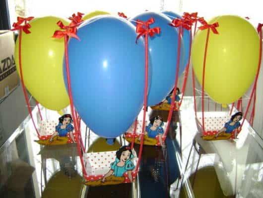 modelo balão