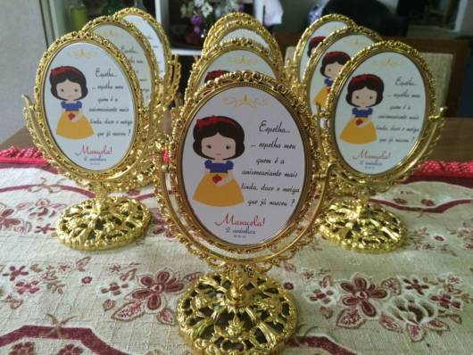 espelho decorado