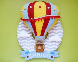 modelo de balão