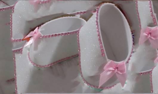 modelo branco e rosa