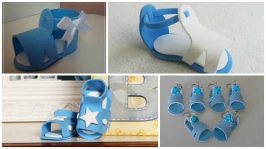 modelos sandália