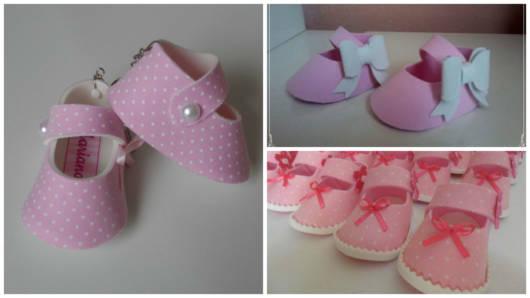 ideias para chá de bebê menina