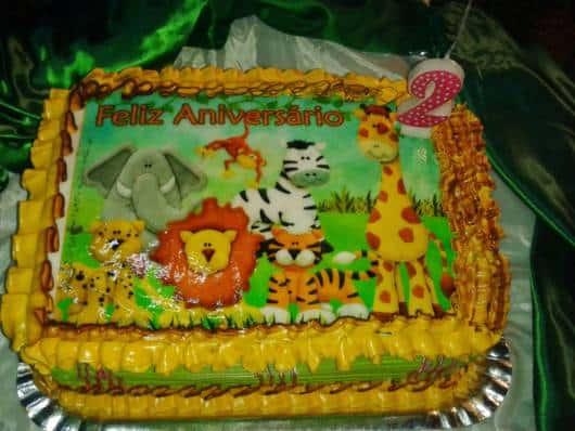 bolo-safari-com-papel-de-arroz