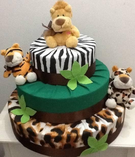 bolo-safari-tecido