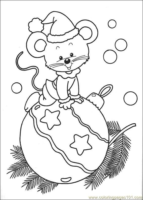 modelo de bola de natal
