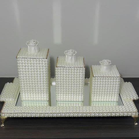 modelo de pérolas