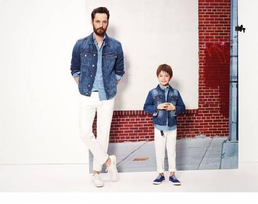 roupas-tal-pai-tal-filho-crianca-casual-ideias