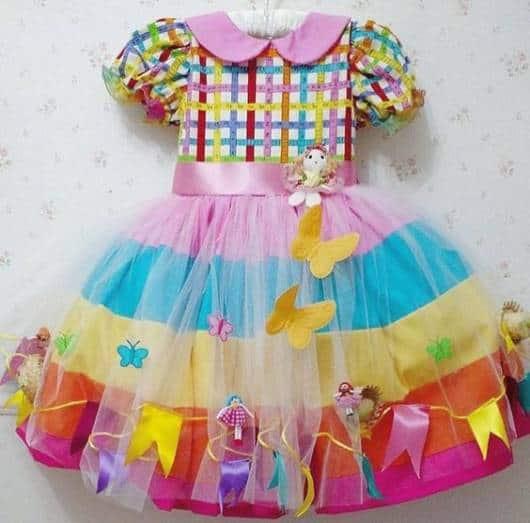 vestido chique
