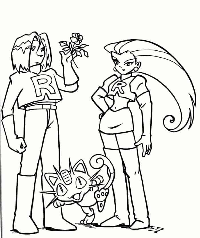 desenho pintar pikachu