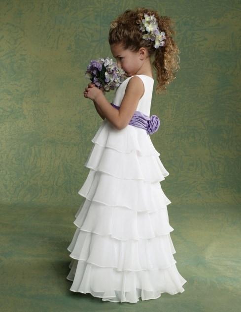 vestido de formatura infantil 2