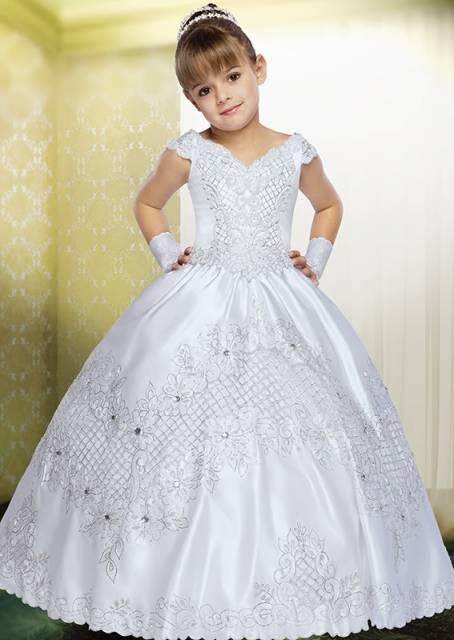 vestido de formatura infantil 3