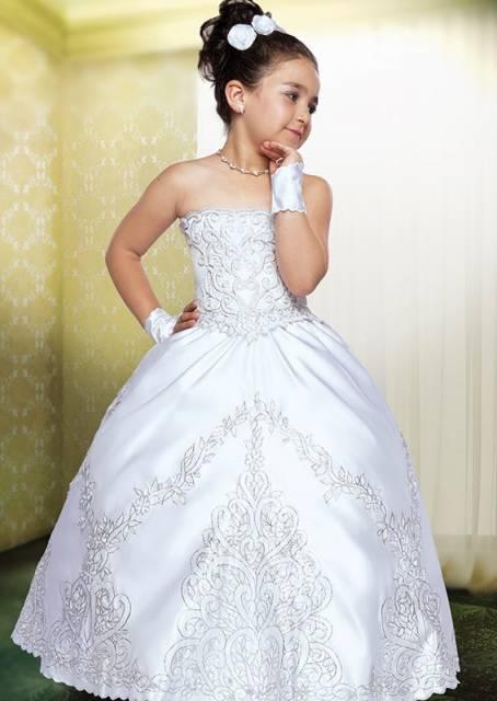vestido de formatura infantil 4