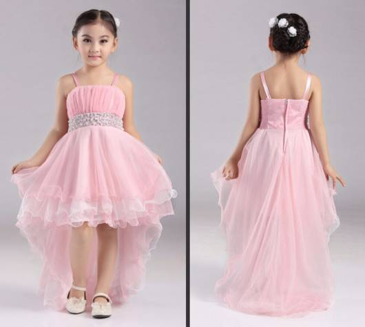 vestido de formatura infantil 5