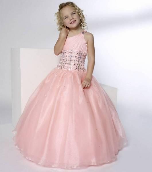 vestido de formatura infantil 6