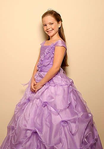 vestido de formatura infantil como usar