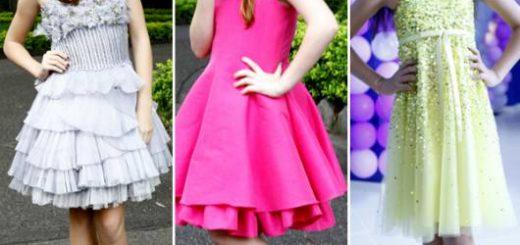 vestido de formatura infantil famosas 6