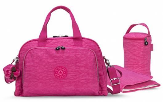 bolsa Kipling pink