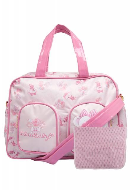 bolsa rosa Lilica Ripilica