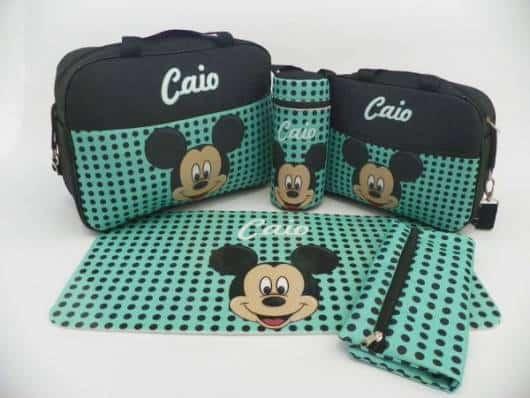 bolsa Mickey personalizada