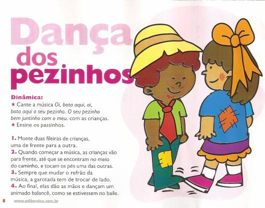 Brincadeiras de Festa Junina Infantil 5