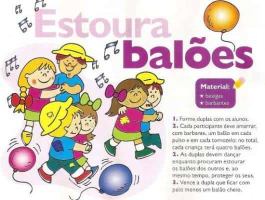Brincadeiras de Festa Junina Infantil 6