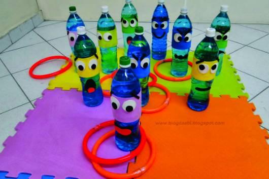 Brincadeiras de Festa Junina Infantil argola