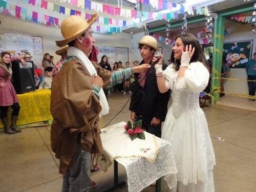 Brincadeiras de Festa Junina Infantil casamento