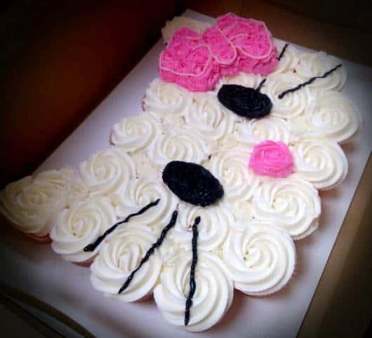 Festa Hello Kitty bolo de açúcar