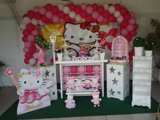 Festa Hello Kitty provençal