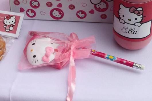 lembrancinha Festa Hello Kitty