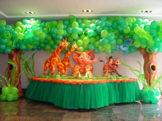 Festa Rei Leão clean
