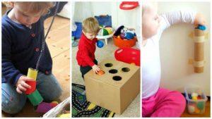 ideias de brinquedos com reaproveitamento