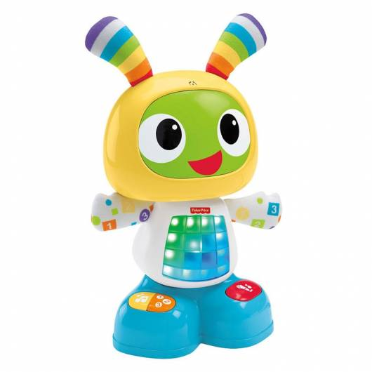 robozinho BeatBo Fisher Price