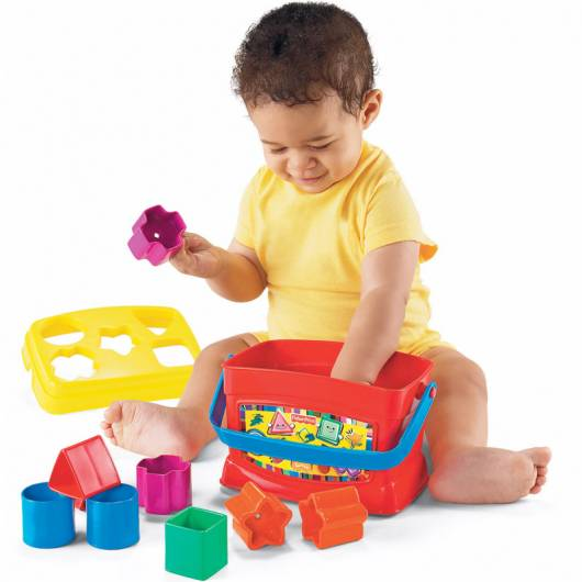 caixa Fisher Price