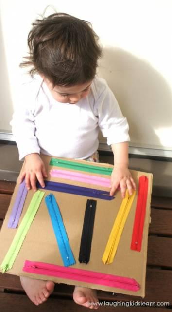 brinquedo para treinar coordenação motora fina