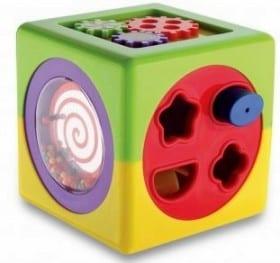 cubo para bebês