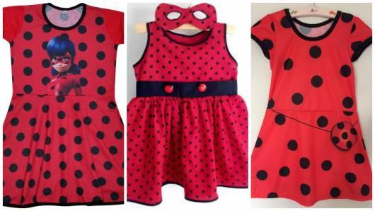 ideias de fantasia em vestido
