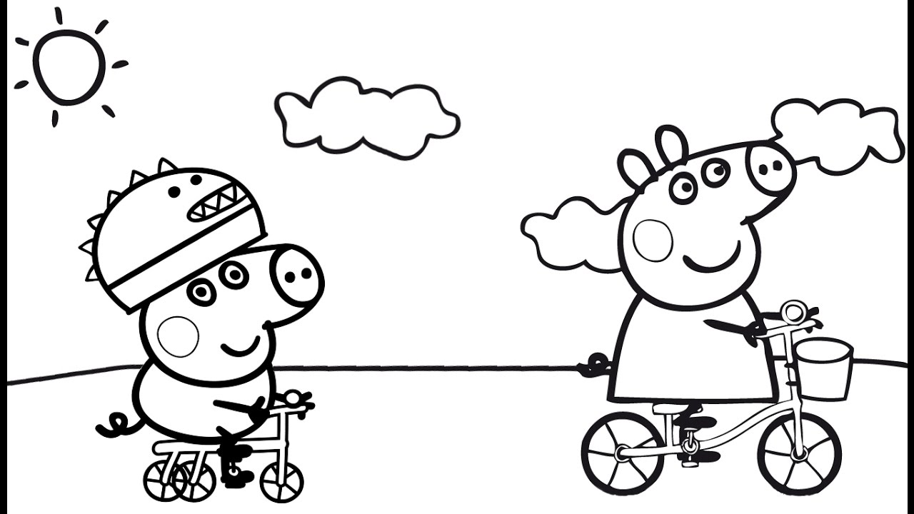 Desenhos para colorir peppa pig 45 op es para imprimir for Peppa pig coloring pages pdf