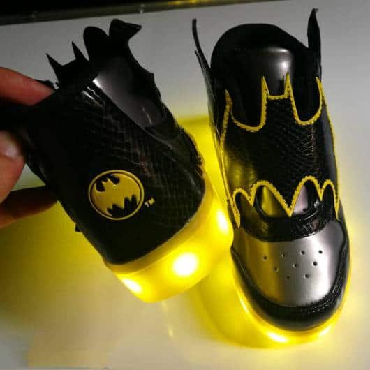 tênis Batman