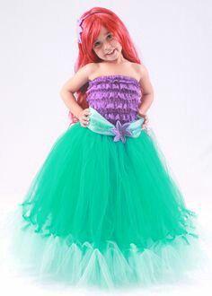Fantasia da Ariel.