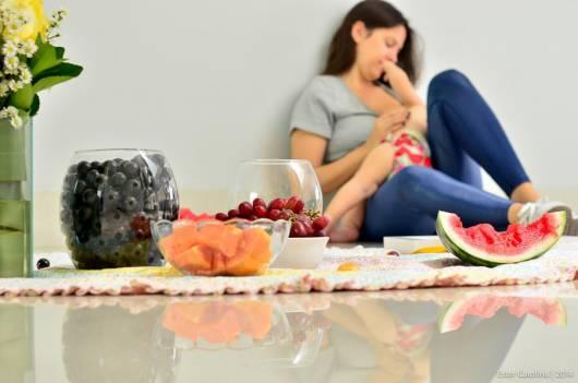 dieta para lactantes