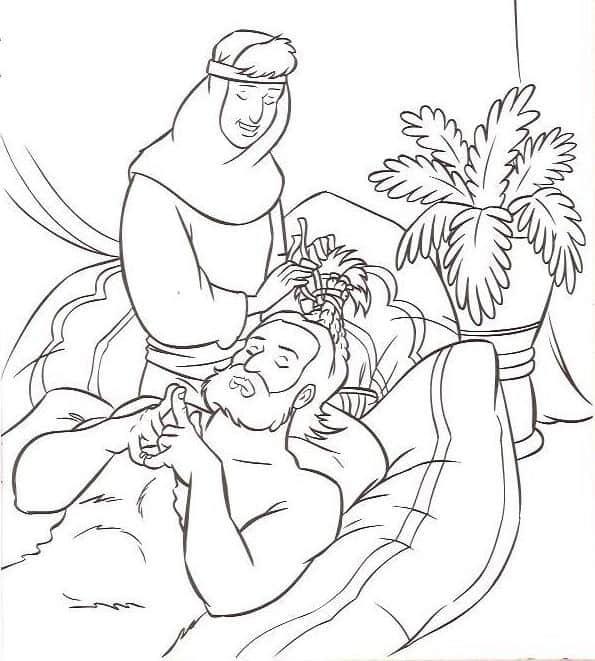 desenho Dalila