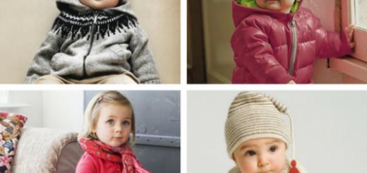 roupas de frio para bebês